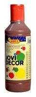 neuveden: JOVI DECOR - akrylová barva 250ml hnědá
