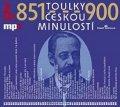 kolektiv autorů: Toulky českou minulostí 851-900 - 2CD/mp3