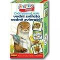 neuveden: Pexetrio - Znáš vodní zvířata?