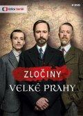 neuveden: Zločiny Velké Prahy - 4 DVD