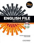 Latham-Koenig Christina; Oxenden Clive: English File Upper Intermediate Multipack B (3rd) without CD-ROM