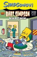 kolektiv autorů: Simpsonovi - Bart Simpson 10/2018 - Nádeník