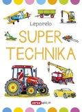 neuveden: Super technika - Velké leporelo