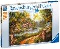neuveden: Ravensburger Puzzle - U vody 500 dílků