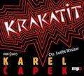 Čapek Karel: Krakatit - CDmp3