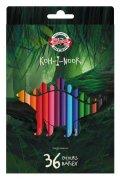 neuveden: Koh-i-noor pastelky Dino, školní 36 ks