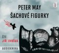 May Peter: Šachové figurky - CDmp3 (Čte Jiří Dvořák)