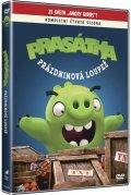 neuveden: Angry Birds: Prasátka 4. série DVD