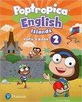 Malpas Susannah: Poptropica English Islands 2 Pupil´s Book w/ Online Game Access Card