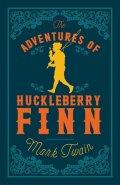 Twain Mark: The Adventures of Huckleberry Finn