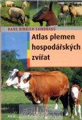 Sambraus Hans Hinrich: Atlas plemen hospodářských zvířat