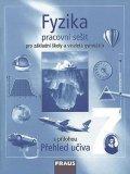 kolektiv autorů: Fyzika 7 pro ZŠ a víceletá gymnázia - pracovní sešit