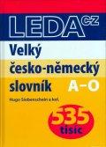Siebenschein a kol.: Velký česko-německý slovník (535 tisíc)