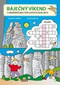 Nováková Iva: Báječný víkend v Adršpašsko-teplických skalách - Zábavné luštění