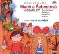 Macourek Miloš: Mach a Šebestová - komplet 5 CD (Čte Petr Nárožný)