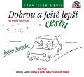 Nepil František: Dobrou a ještě lepší cestu - CD