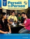 Bycina David: Person to Person 1 Student´s Book + CD (3rd)