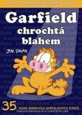 Davis Jim: Garfield chrochtá blahem (č.35)