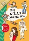 neuveden: Můj atlas lidského těla + plakát a samolepky