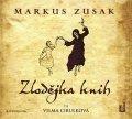 Zusak Markus: Zlodějka knih - 2 CDmp3 (Čte Vilma Cibulková)