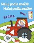 neuveden: Farma - Maluj podle značek / Maľuj podľa značiek