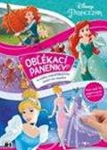 Disney Walt: Princezny - Oblékací panenky