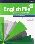 Latham-Koenig Christina; Oxenden Clive: English File Intermediate Multipack A with Student Resource Centre Pack (4t