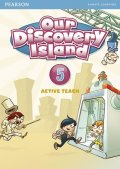 neuveden: Our Discovery Island 5 Active Teach