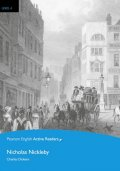 Dickens Charles: PEAR | Level 4: Nicholas Nickleby Bk/Multi-ROM with MP3 Pack