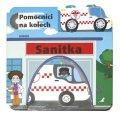 neuveden: Sanitka - Pomocníci na kolech + dřevěné, ekologicky nezávadné autíčko