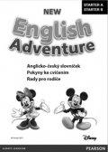 neuveden: New English Adventure STA A a B slovníček CZ
