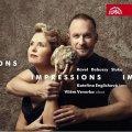 Englichová Kateřina, Veverka Vilém: Impressions / Ravel, Debussy, Sluk - CD