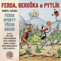 Sekora Ondřej: Ferda, Beruška a Pytlík & Ferda sporty všeho druhu - CDmp3