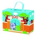 neuveden: Cestovní kufřík se zvířáky - ZOO