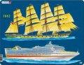 neuveden: Puzzle MAXI - Lodní doprava/20 dílků
