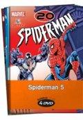 neuveden: Spiderman 5. - kolekce 4 DVD