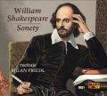 Shakespeare William: Sonety - CDmp3 (Recituje Milan Friedl)