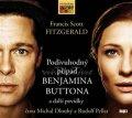 Fitzgerald Francis Scott: Podivuhodný příběh Benjamina Buttona a další povídky - CDmp3 (Čte Rudolf Pe