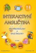 Pařízková Štěpánka: Interaktivní angličtina pro předškoláky a malé školáky - CD