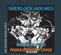 Doyle Arthur Conan: Barvíř na penzi / Podnájemnice v závoji - CD