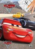 Disney Walt: Auta 3 - Omalovánky A4