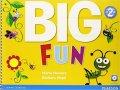 Herrera Mario: Big Fun 2 Students´ Book w/ CD-ROM