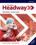 Soars Liz a John: New Headway Elementary Student´s Book with Online Practice (5th)