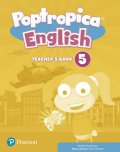 Jolly Aaron: Poptropica English 5 Teacher´s Book w/ Online Game Access Card Pack