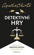 Christie Agatha: Detektivní hry (Past na myši, Pavučina, Svědkyně obžaloby)