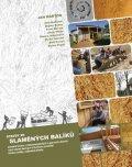 Márton Jan a kolektiv: Stavby ze slaměných balíků