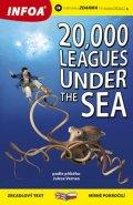 Verne Jules: 20 000 mil pod mořem / 20 000 Leagues Under the Sea - Zrcadlová četba