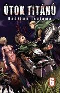 Hadžime Isajama: Útok titánů 6