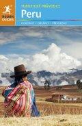 Jenkins Dilwyn: Peru - Turistický průvodce