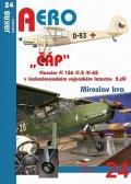 """Irra Miroslav: """"ČÁP"""" Fieseler Fi 156 /C-5 /K-65 v československém vojenském letectvu - 2.d"""